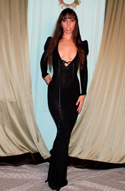 Mandate of Heaven Morticia Dress